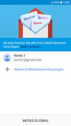 Samsung Galaxy J3 (2017) - E-Mail - 032a. Email wizard - Gmail - Schritt 15
