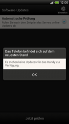 HTC One X Plus - Software - Installieren von Software-Updates - Schritt 8