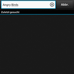 BlackBerry Q5 - Apps - Herunterladen - 19 / 25