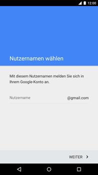 Motorola Google Nexus 6 - Apps - Konto anlegen und einrichten - 7 / 19