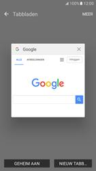 Samsung Galaxy S7 - Internet - hoe te internetten - Stap 12