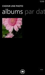 Nokia Lumia 625 - E-mail - Envoi d