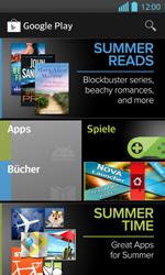 LG Optimus L7 II - Apps - Konto anlegen und einrichten - 24 / 25