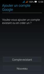 Huawei Y3 - Applications - Créer un compte - Étape 3