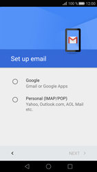 Huawei Ascend P8 - E-mail - 032a. Email wizard - Gmail - Step 7
