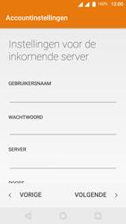 Wiko U-Feel Lite - E-mail - Handmatig instellen - Stap 15