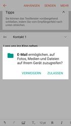Samsung Galaxy S7 - E-Mail - E-Mail versenden - 12 / 21