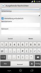 Sony Xperia Z1 - E-Mail - Konto einrichten - 14 / 21