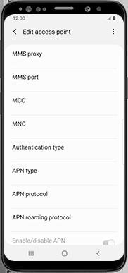 Samsung Galaxy Grand Neo Plus - Internet - Manual configuration - Step 13