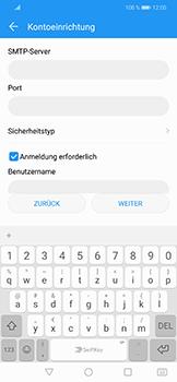 Huawei Honor Play - E-Mail - Konto einrichten - Schritt 13