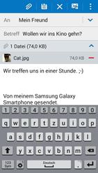Samsung G530FZ Galaxy Grand Prime - E-Mail - E-Mail versenden - Schritt 18