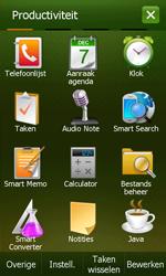 Samsung B7610 Omnia Qwerty - Buitenland - Bellen, sms en internet - Stap 4