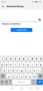 Huawei P20 - Android Pie - E-Mail - Manuelle Konfiguration - Schritt 6