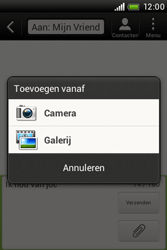 HTC A320e Desire C - MMS - afbeeldingen verzenden - Stap 9
