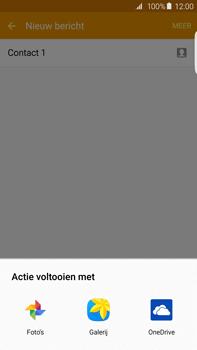 Samsung G928F Galaxy S6 Edge + - MMS - Afbeeldingen verzenden - Stap 17