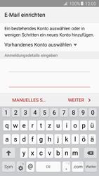 Samsung G903F Galaxy S5 Neo - E-Mail - Konto einrichten - Schritt 6
