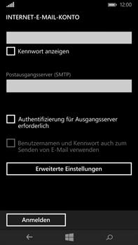 Microsoft Lumia 640 XL - E-Mail - Konto einrichten - Schritt 15