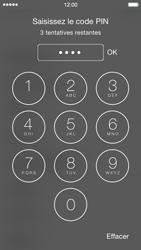 Apple iPhone 5 (iOS 8) - Premiers pas - Créer un compte - Étape 5