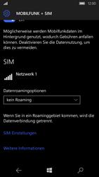 Microsoft Lumia 650 - Netzwerk - Netzwerkeinstellungen ändern - Schritt 6