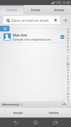 Sony D6603 Xperia Z3 - E-mail - envoyer un e-mail - Étape 6