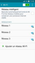 Samsung A300FU Galaxy A3 - Wifi - configuration manuelle - Étape 5