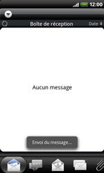 HTC A8181 Desire - E-mail - envoyer un e-mail - Étape 12