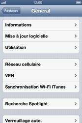 Apple iPhone 4 - Logiciels - Installation de mises à jour - Étape 6