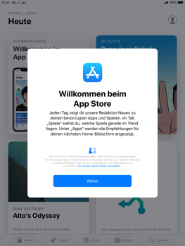 Apple iPad Air 2 - Apps - Herunterladen - 3 / 17