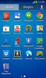 Samsung G3500 Galaxy Core Plus - Apps - Herunterladen - Schritt 3
