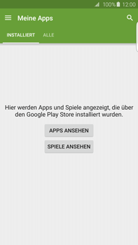 Samsung Galaxy S6 edge+ (G928F) - Apps - Nach App-Updates suchen - Schritt 6