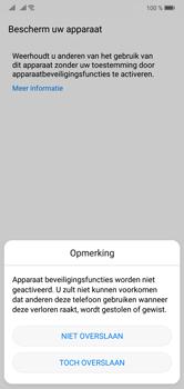 Huawei P20 Lite Dual-SIM (Model ANE-LX1) - Instellingen aanpassen - Nieuw toestel instellen - Stap 20
