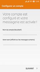 ZTE Blade V8 - E-mail - Configuration manuelle (outlook) - Étape 12