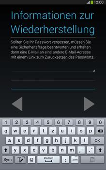Samsung T315 Galaxy Tab 3 8-0 LTE - Apps - Konto anlegen und einrichten - Schritt 15