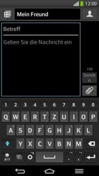 LG G Flex - MMS - Erstellen und senden - 0 / 0