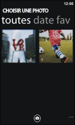 HTC 7 Trophy - MMS - envoi d'images - Étape 8