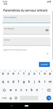 Google Pixel 3a - E-mails - Ajouter ou modifier un compte e-mail - Étape 13