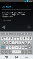 LG G2 (D802) - Applicaties - Account aanmaken - Stap 5