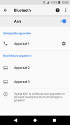 Sony Xperia XA2 - Bluetooth - headset, carkit verbinding - Stap 9