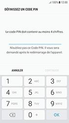 Samsung Galaxy J3 (2017) - Sécuriser votre mobile - Activer le code de verrouillage - Étape 7