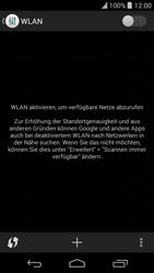 Wiko Highway Pure - WiFi - WiFi-Konfiguration - Schritt 5