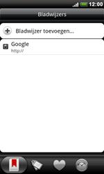 HTC S510e Desire S - Internet - Internetten - Stap 9