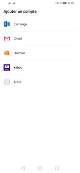Huawei P30 Lite - E-mail - configuration manuelle - Étape 5