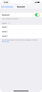 Apple iPhone XR - Bluetooth - Geräte koppeln - 7 / 9