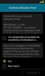 Samsung Galaxy Ace 3 - Premiers pas - Créer un compte - Étape 7