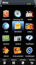 Samsung I8910 HD - MMS - handmatig instellen - Stap 19