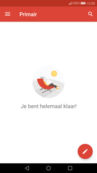 Huawei P10 Lite - E-mail - Handmatig instellen (gmail) - Stap 15
