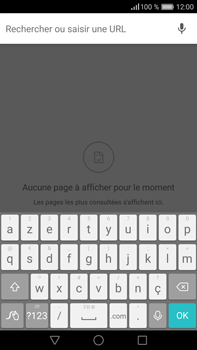 Huawei P9 Plus - Internet - navigation sur Internet - Étape 6