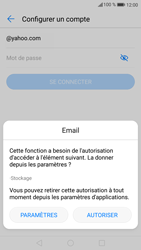 Huawei P9 Lite - Android Nougat - E-mail - Configuration manuelle (yahoo) - Étape 6
