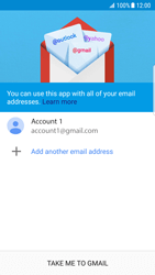 Samsung Galaxy S7 Edge - Android N - E-mail - 032a. Email wizard - Gmail - Step 15