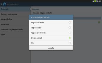 Samsung Galaxy Tab 3 10-1 LTE - Internet e roaming dati - Configurazione manuale - Fase 23